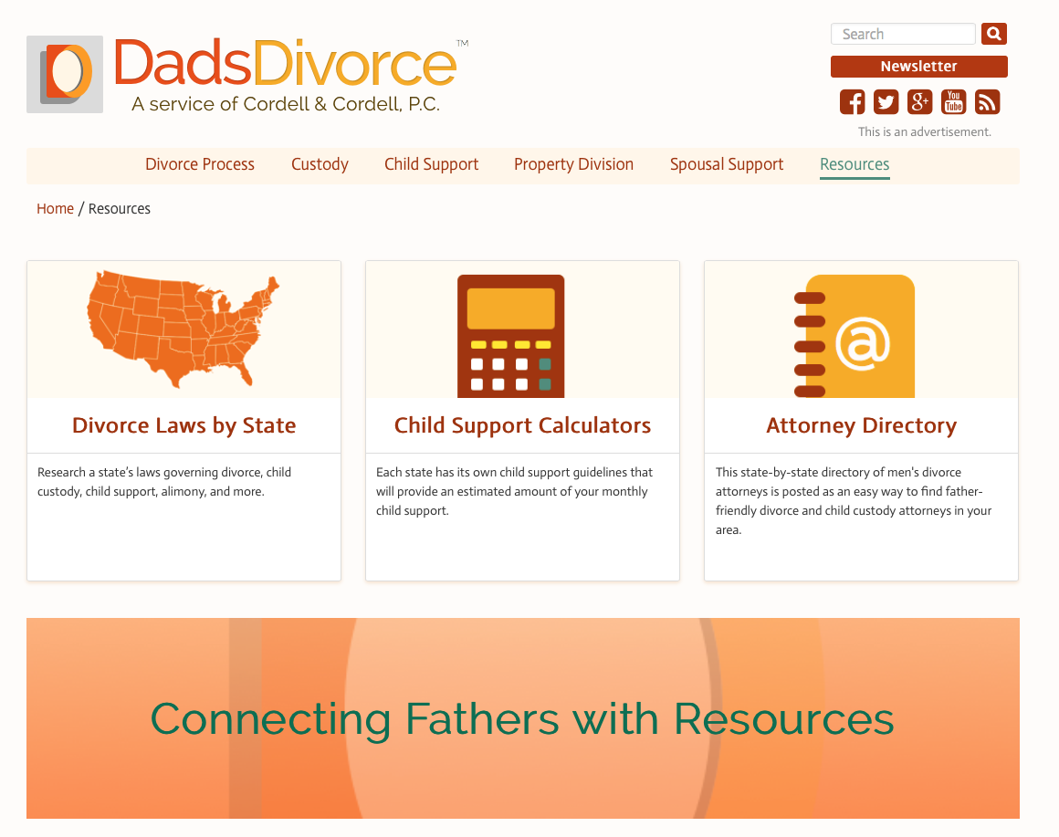 dadsdivorce.com